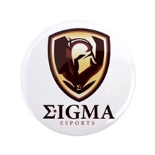 "Sigma esports 3.5"" Button (100 pack)"