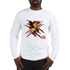 Wolverine Scratches Long Sleeve T-Shirt