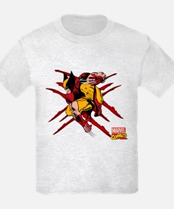 Wolverine Scratches T-Shirt