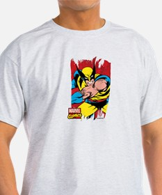 Wolverine Brush T-Shirt