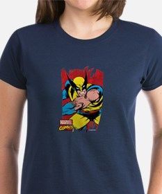 Wolverine Brush Tee