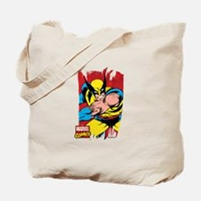 Wolverine Brush Tote Bag