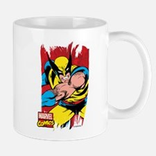 Wolverine Brush Mug