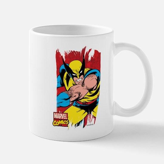Wolverine Brush Mug