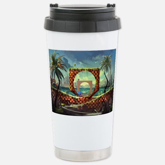 Cute Mario Travel Mug