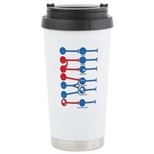 Cute Signal Travel Mug