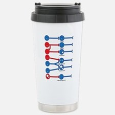Cute Neuroscience Travel Mug