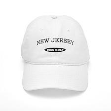 New Jersey Disc Golf Baseball Cap