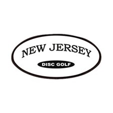 New Jersey Disc Golf Patches