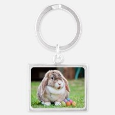 Easter Bunny Rabbit Keychains