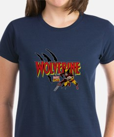Wolverine Slash Tee