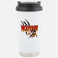 Wolverine Slash Stainless Steel Travel Mug