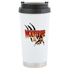 Wolverine Slash Travel Mug