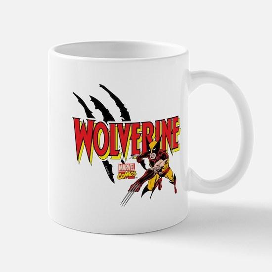 Wolverine Slash Mug