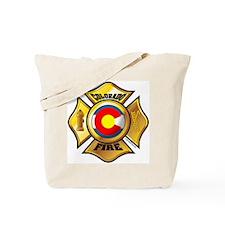 Colorado Fire Tote Bag