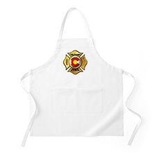 Colorado Fire BBQ Apron