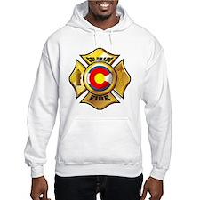 Colorado Fire Hoodie