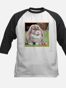 Easter Bunny Rabbit Baseball Jersey