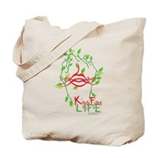 DCS KissFist Life Tote Bag