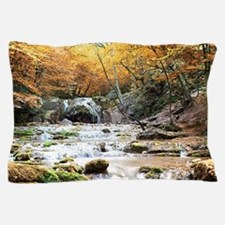Autumn Stream Pillow Case