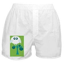 Hibou Boxer Shorts