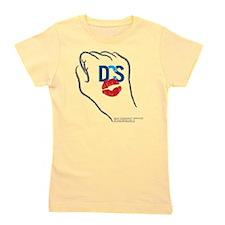 DCS KissFist Girl's Tee