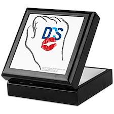 DCS KissFist Keepsake Box