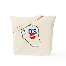 DCS KissFist Tote Bag