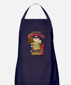 COOKING WITH SAN PASCUAL Apron (dark)