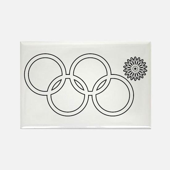 Winter14 Rectangle Magnet