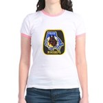 Baltimore Police K-9 Jr. Ringer T-Shirt