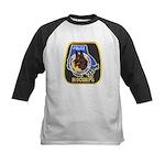 Baltimore Police K-9 Kids Baseball Jersey