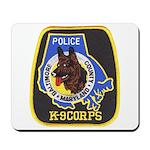Baltimore Police K-9 Mousepad