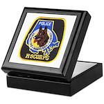 Baltimore Police K-9 Keepsake Box