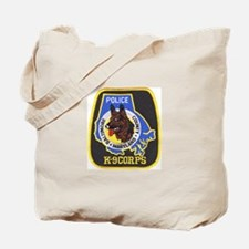 Baltimore Police K-9 Tote Bag