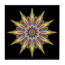 Sunflower Fantasia Tile Coaster