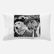 Aristocrat Dogs Pillow Case