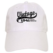 Vintage 1941 Baseball Cap