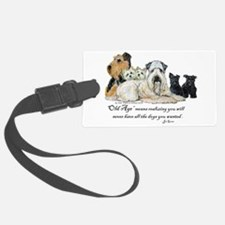Love Dogs Luggage Tag