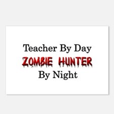 Teacher/Zombie Hunter Postcards (Package of 8)