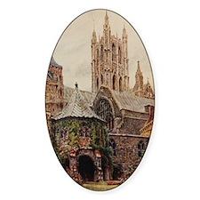 Canterbury Decal