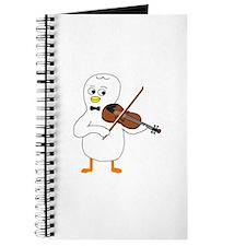 Violinist Journal