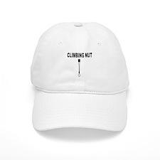 Climbing Nut Baseball Cap