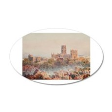 View of the Durham, England  Wall Decal