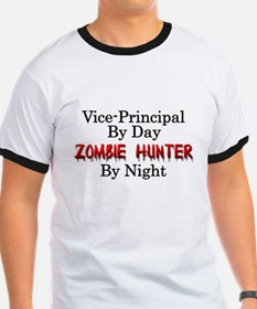Vice-Principal/Zombie Hunter T