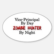 Vice-Principal/Zombie Hunter Decal