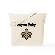 Bayou Baby Tote Bag