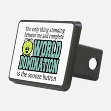 World Domination Hitch Cover