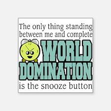 World Domination Sticker