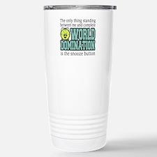 World Domination Travel Mug